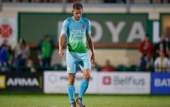 Turpel (Virton) buteur avec l'équipe nationale du Luxembourg!