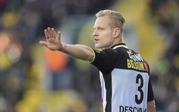Olivier Deschacht la saison prochaine en Proximus League ?
