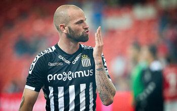 Dorian Dessoleil est le joueur du mois d'octobre à Charleroi !