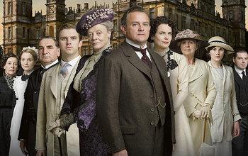 BBC First viert 5de verjaardag met drie eerste seizoenen van Downton Abbey