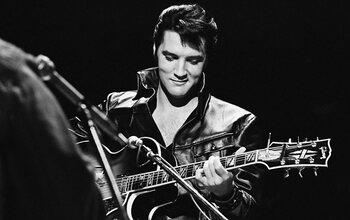 Gagnez votre exemplaire du Box Set 5 CD+2 Bluray: Elvis Presley '68 Comeback Special!