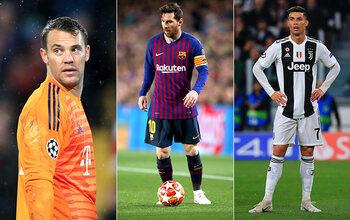 Juventus, Barcelona, Bayern München of Dortmund: volg de titelstrijd in Europa op de voet