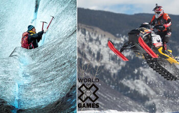 Spectaculaire wintersporten op Extreme Sports Channel in februari