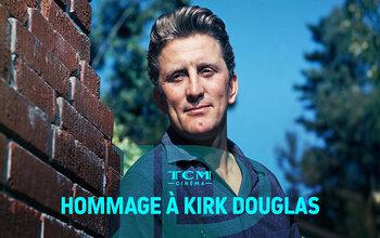 TCM Cinéma rend hommage ce soir a Kirk Douglas avec une programmation spéciale