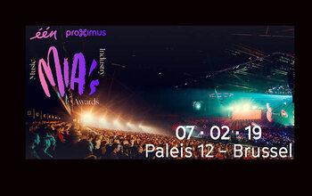 MIA's live te volgen op ZOOM en Proximus Music