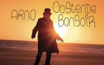 Arno pakt uit met nieuw nummer dat Oostende Bonsoir heet