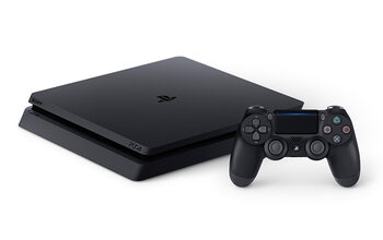 Win een PlayStation 4 Slim console