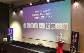 Le calendrier complet de la saison 2019/2020 de la Proximus League est connu