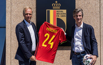 Proximus et L'Union Belge de Football continuent ensemble