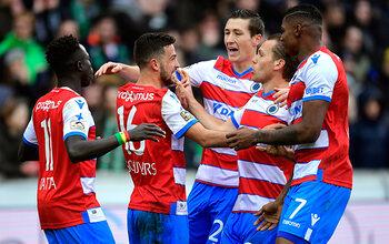 Jupiler Pro League: Bekijk alle doelpunten van speeldag 25