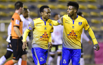 L'équipe Proximus League de la saison // AILIER DROIT // Percy Tau (Union SG)