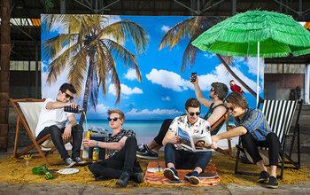 The Lighthouse débarque avec son nouveau single Tel Aviv