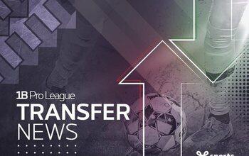 Tous les transferts en D1B Pro League: été 2021