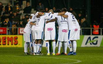 L'Union préparera sa saison notamment avec un amical contre le Club de Bruges