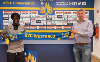 Le KVC Westerlo confirme l'arrivée de Wally Fofana (video)