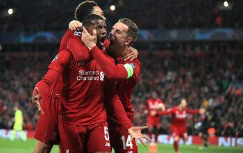UEFA Champions League: Bekijk de ongelofelijke comeback van Liverpool