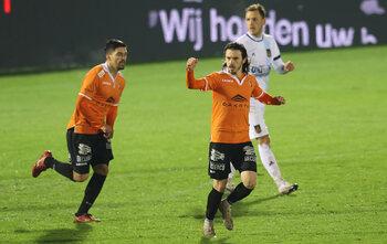 "Kan Challouk (Deinze) topseizoen verzilveren met 1A-transfer? ""Charleroi? Bayat is sinds kort zijn manager"""