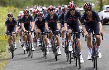 Ineos Grenadiers: met vier kopmannen in de Tour?
