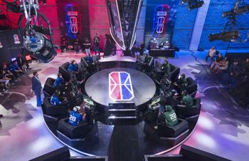 Badjian wint met Team YKTV eerste NBA 2K League European Invitational