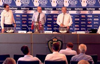 Loting 1/16de finales Croky Cup: Beerschot neemt het op tegen RSC Anderlecht, Standard ontvangt Lommel