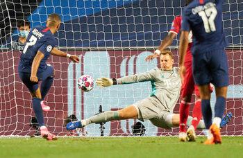 Bayern en Paris Saint-Germain nemen het tegen elkaar op in de kwartfinales van de Champions League