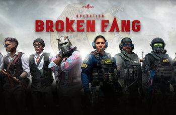 Mise à Jour CS:GO : Opération Broken Fang