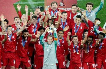 Nouveau champion du monde des clubs, où s'arrêtera le Bayern Munich?