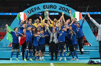 Comment l'Italie a réussi à renaître de ses cendres pour être sacrée championne d'Europe