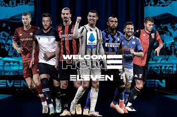 De Italiaanse Serie A drie jaar langer op Eleven Sports