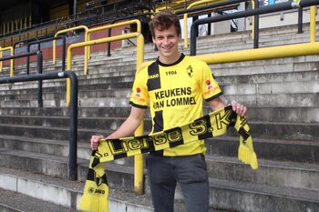 Lierse K. geeft nieuw contract aan jeugdproduct Pieter De Schijver