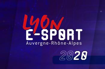 België eindigt op het podium van de Lyon E-sport