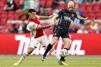 L'Ajax ne trébuche pas face à Waalwijk