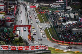Speciale 72ste editie van de 24 uur van Spa-Francorchamps belooft spectaculair te worden