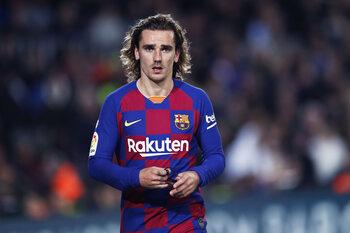 """Griezmann brise le silence: """"Je vois Messi comme un modèle"""""""