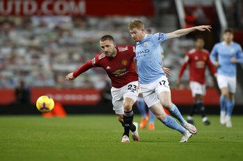 Le derby de Manchester en affiche des demi-finales de l'EFL Cup