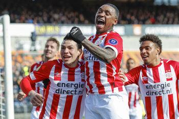 Bonne opération pour le PSV Eindhoven dans la course pour le titre