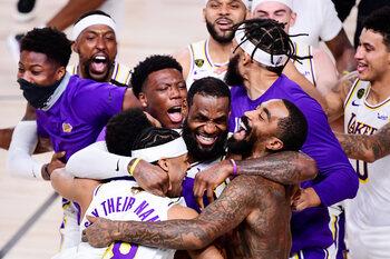 La NBA de retour : les Lakers en route vers le back-to-back ?