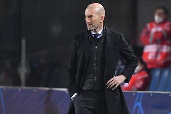 Zidane vit-il sa dernière campagne européenne sur le banc du Real Madrid?