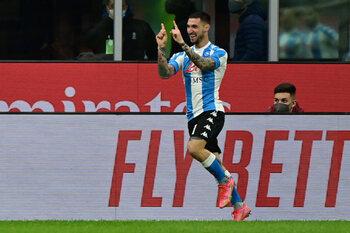 Zet Napoli-flankaanvaller Matteo Politano ook ex-ploeg AS Roma een hak?