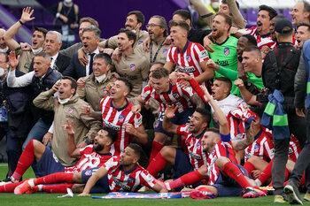 Le match qui a tout changé pour l'Atlético Madrid ? L'opposition face à Osasuna