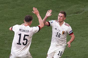 Pourquoi Belgique - Portugal se jouera en partie sur les ailes