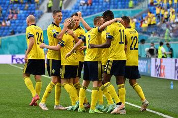 Zweden en Oekraïne strijden voor topaffiche