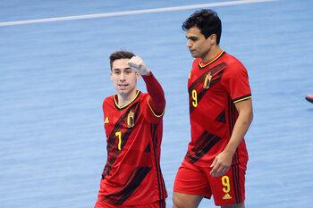 Les Diables Rouges Futsal doivent y croire contre l'Italie