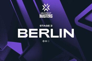 Valorant : Il n'y aura aucun Belge au Masters de Berlin