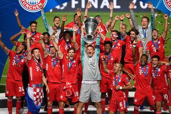 Le meilleur du football international en 2020
