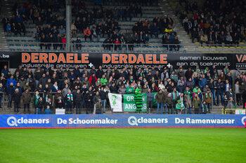 """Peter Maes neemt afscheid van Lommelfans: """"Lommel SK is weer aantrekkelijk geworden"""""""