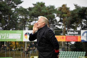 Lommel SK gaat niet verder met coach Peter Maes