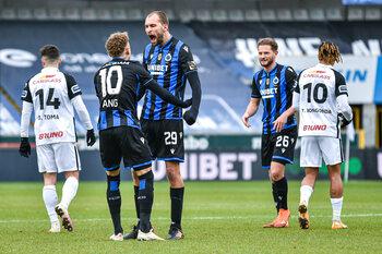 Le match qui a tout changé pour le Club de Bruges ? L'opposition face à Genk en phase classique