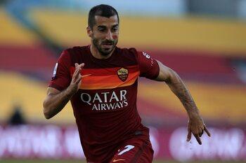 Toont Mkhitaryan AS Roma opnieuw de weg?