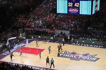 Basketbal Champions League langer op Eleven Sports